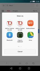 Huawei P8 Lite - Internet - Internet browsing - Step 16