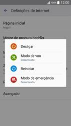Samsung Galaxy A5 - Internet no telemóvel - Como configurar ligação à internet -  26