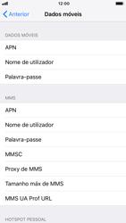 Apple iPhone 6s - iOS 12 - MMS - Como configurar MMS -  5