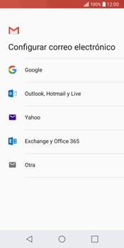LG Q6 - E-mail - Configurar Gmail - Paso 8