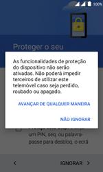 Wiko Sunny DS - Primeiros passos - Como ligar o telemóvel pela primeira vez -  20