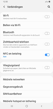 Samsung galaxy-a6-plus-sm-a605fn-ds-android-pie - Internet - Handmatig instellen - Stap 5