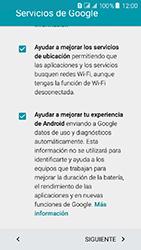 Samsung Galaxy J3 (2016) DualSim (J320) - Primeros pasos - Activar el equipo - Paso 14