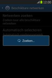 Samsung S6310 Galaxy Young - Netwerk - gebruik in het buitenland - Stap 10