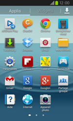 Samsung I9105P Galaxy S II Plus - Internet - navigation sur Internet - Étape 2