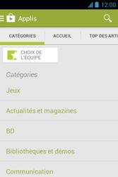 Bouygues Telecom Bs 351 - Applications - Télécharger une application - Étape 6