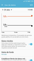 Samsung Galaxy J5 (2016) - Internet - Ver uso de datos - Paso 10