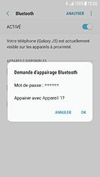 Samsung J530F Galaxy J5 (2017) - WiFi et Bluetooth - Jumeler votre téléphone avec un accessoire bluetooth - Étape 8