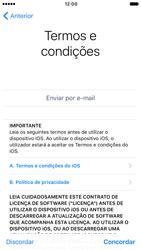 Apple iPhone 6s iOS 10 - Primeiros passos - Como ligar o telemóvel pela primeira vez -  21