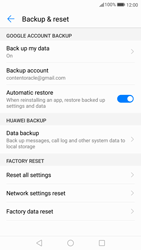 Huawei P10 Lite - Device maintenance - Create a backup of your data - Step 10