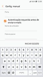 Samsung Galaxy A5 (2017) - Email - Configurar a conta de Email -  14