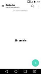 LG K4 (2017) - E-mail - Escribir y enviar un correo electrónico - Paso 4