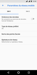 Nokia 3.1 - Internet et connexion - Activer la 4G - Étape 7