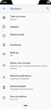 Nokia 5-1-plus-dual-sim-ta-1105-android-pie - Software updaten - Update installeren - Stap 6