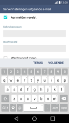 LG K10 4G - E-mail - Account instellen (POP3 met SMTP-verificatie) - Stap 16