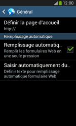 Samsung Galaxy Core Plus - Internet - Configuration manuelle - Étape 23