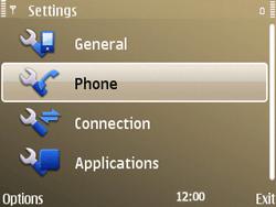 Nokia E72 - Network - Usage across the border - Step 5
