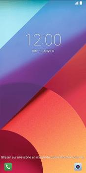 LG H870 G6 - Device maintenance - Effectuer une réinitialisation logicielle - Étape 5