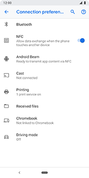 Google Pixel 3 - Bluetooth - Pair with another device - Step 6