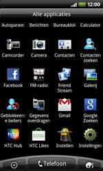 HTC A7272 Desire Z - Internet - Handmatig instellen - Stap 2