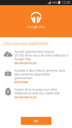 Samsung Galaxy A3 (A300FU) - Photos, vidéos, musique - Ecouter de la musique - Étape 4