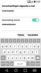 LG K4 (2017) (M160) - E-mail - Account instellen (POP3 met SMTP-verificatie) - Stap 18