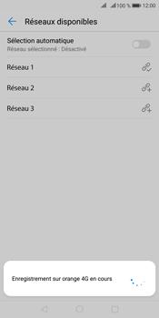 Huawei Mate 10 Pro - Réseau - Utilisation à l