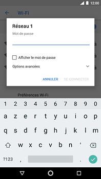 Nokia 6 (2018) - Wifi - configuration manuelle - Étape 7