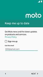Motorola Moto C Plus - Primeiros passos - Como ativar seu aparelho - Etapa 15