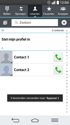 LG D620 G2 mini - Contactgegevens overzetten - delen via Bluetooth - Stap 11
