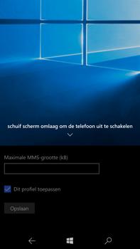 Microsoft Lumia 950 XL - Internet - Handmatig instellen - Stap 16