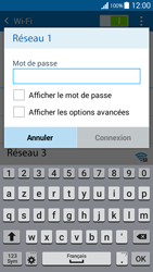 Samsung G530FZ Galaxy Grand Prime - Wifi - configuration manuelle - Étape 6