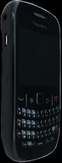 BlackBerry 8520 - Premiers pas - Découvrir les touches principales - Étape 8
