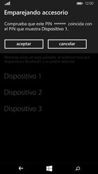 Microsoft Lumia 640 - Bluetooth - Conectar dispositivos a través de Bluetooth - Paso 7