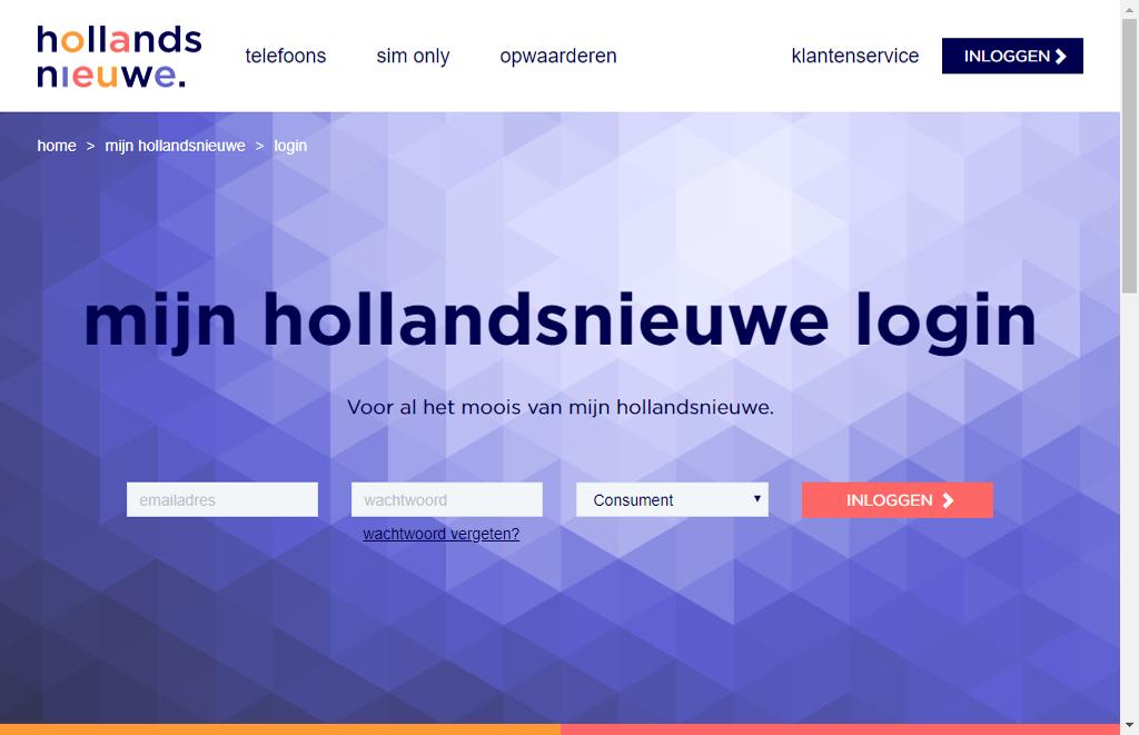 Apple iPhone 11 Pro - mijn hollandsnieuwe - PUK code vinden via mijn hollandsnieuwe - stap 4