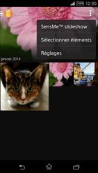 Sony Xpéria T3 - Photos, vidéos, musique - Envoyer une photo via Bluetooth - Étape 5