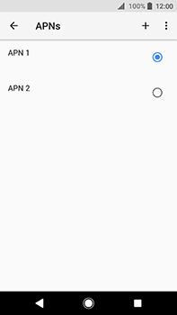 Sony Xperia XA2 Ultra - Internet - Manual configuration - Step 17