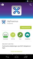 Acer Liquid Jade Z - Applicaties - MyProximus - Stap 8