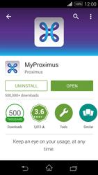 Sony D2203 Xperia E3 - Applications - MyProximus - Step 10