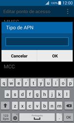 Samsung G357 Galaxy Ace 4 - Internet (APN) - Como configurar a internet do seu aparelho (APN Nextel) - Etapa 13