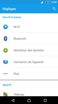 Sony Xperia Z5 Premium (E6853) - Réseau - Changer mode réseau - Étape 4