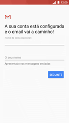 Motorola Moto C Plus - Email - Configurar a conta de Email -  21