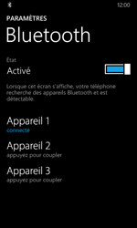Nokia Lumia 635 - Bluetooth - connexion Bluetooth - Étape 10