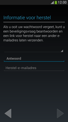 Samsung I9195 Galaxy S IV Mini LTE - Applicaties - Account aanmaken - Stap 14
