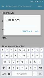 Samsung Galaxy S7 - Internet (APN) - Como configurar a internet do seu aparelho (APN Nextel) - Etapa 13