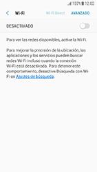 Samsung Galaxy J5 (2017) - WiFi - Conectarse a una red WiFi - Paso 6