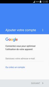 Samsung Galaxy Note 4 - E-mails - Ajouter ou modifier votre compte Gmail - Étape 8