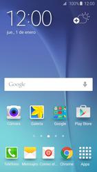Samsung Galaxy S6 - Primeros pasos - Activar el equipo - Paso 20