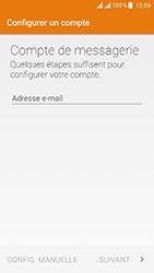 ZTE Blade V8 - E-mail - Configuration manuelle - Étape 7
