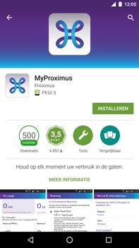 Huawei Google Nexus 6P - Applicaties - MyProximus - Stap 8